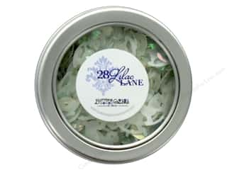 Buttons Galore 28 Lilac Lane Sequin Tin Storks Arrival