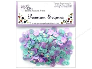 Buttons Galore 28 Lilac Lane Premium Sequins Pegasus