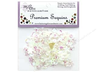 craft & hobbies: Buttons Galore 28 Lilac Lane Premium Sequins Shine