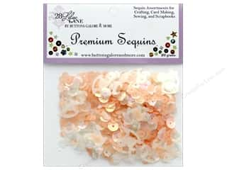 craft & hobbies: Buttons Galore 28 Lilac Lane Premium Sequins Baby