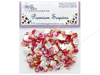 Buttons Galore 28 Lilac Lane Premium Sequins Fruity
