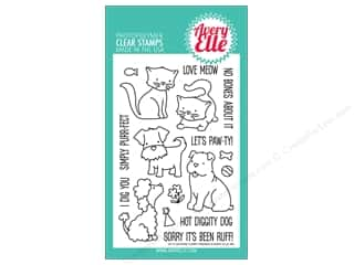 Avery Elle Clear Stamp More Furry Friends