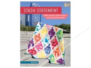 books & patterns: That Patchwork Place Stash Statement Book