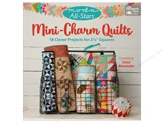 books & patterns: That Patchwork Place Moda All-Stars Mini Charm Quilts Book