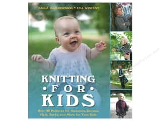 Skyhorse Publishing Knitting for Kids Book