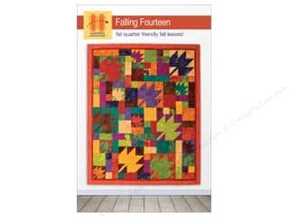 Hunter's Design Studio Falling Fourteen Pattern