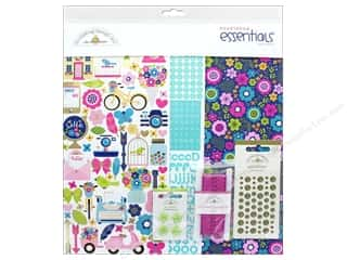 Doodlebug Collection Hello Essentials Kit