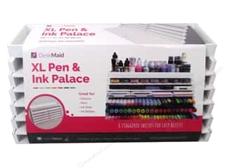 Totally Tiffany Desk Maid Pen & Ink Palace XL