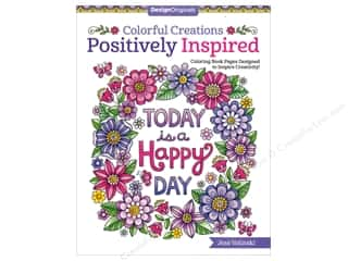 Colorful Creations: Positively Inspired Coloring Book
