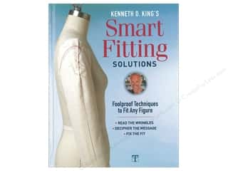 books & patterns: Taunton Press Smart Fitting Solutions Book