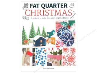 add a quarter: Guild of Master Craftsman Fat Quarter Christmas Book
