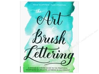books & patterns: Quarry The Art of Brush Lettering Book