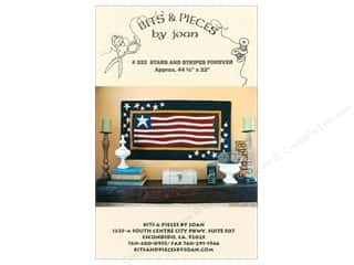 books & patterns: Bits & Pieces By Joan Stars And Stripes Forever Pattern