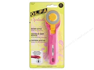 Olfa 45 mm Rotary Cutter Slash Pink
