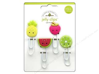 Doodlebug Collection Sweet Summer Jelly Clips Tutti Fruities
