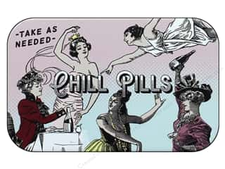 Molly & Rex Decorative Tin Small Chill Pills