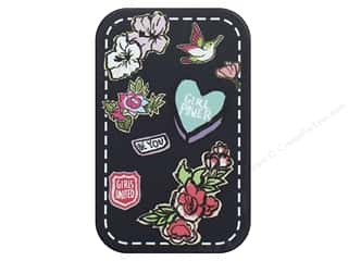 Molly & Rex Decorative Tin Small Yes She Can Flowers