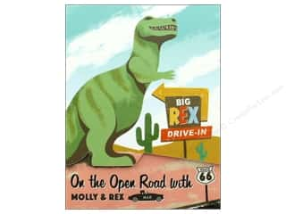 Molly & Rex Note Road Trip Pocket Pad Rex Drive In