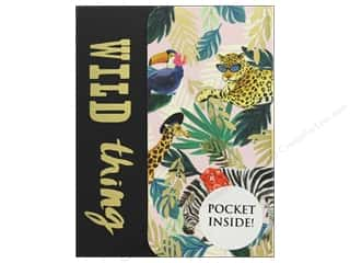 Molly & Rex Note Mini Portfolio Pocket Pad Wild Thing
