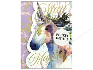Clearance: Molly & Rex Note Mini Portfolio Pocket Pad Stay Majestic