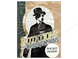 Clearance: Molly & Rex Note Mini Portfolio Pocket Pad Notations