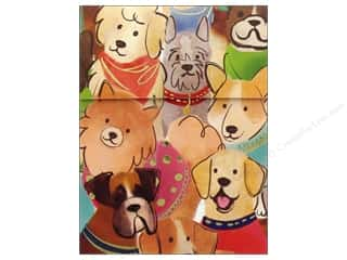 Clearance: Molly & Rex Note Cats & Dogs Pocket Pad Dogs