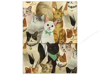Molly & Rex Note Cats & Dogs Pocket Pad Cats