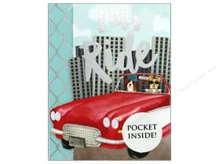 Molly & Rex Note Mini Portfolio Pocket Pad Let's Ride