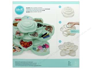 scrapbooking & paper crafts: We R Memory Keepers Bloom Storage - Mint