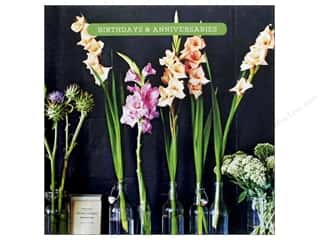 Ryland Peters & Small Botanical Style Birthday Book