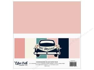 Clearance: Echo Park Collection Just Married Paper Pack Kit 12 in. x 12 in.