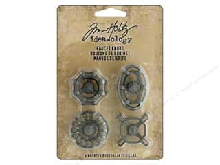 Tim Holtz Idea-ology Faucet Knobs