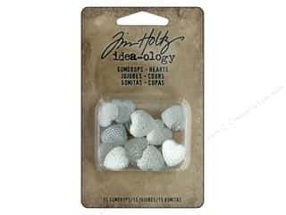 scrapbooking & paper crafts: Tim Holtz Idea-ology Gumdrop Hearts