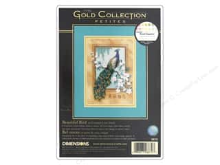 projects & kits: Dimensions Counted Cross Stitch Kit 5 x 7 in. Beautiful Bird