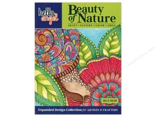 books & patterns: Design Originals Hello Angel Beauty Of Nature Book