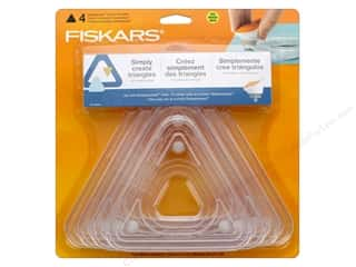 Fiskars Shapexpress2 Template Triangle