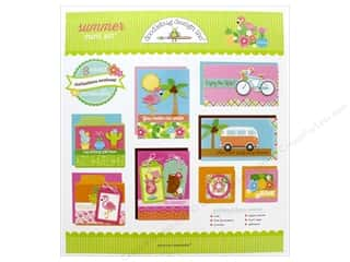 twine: Doodlebug Collection Sweet Summer Card Kit