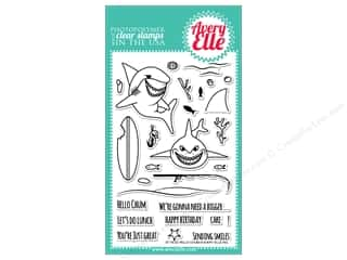 Avery Elle Clear Stamp Hello Chum