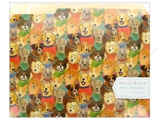 Molly & Rex File Folder Dogs 10 pc