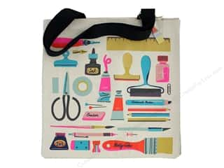 Molly & Rex Bag Art Lover Canvas Tote