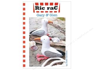 books & patterns: Ric Rac Gary & Glen Pattern