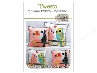 Claire Turpin Design Tweets Pattern