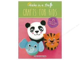Dover Publications Make In A Day Crafts For Kids Book