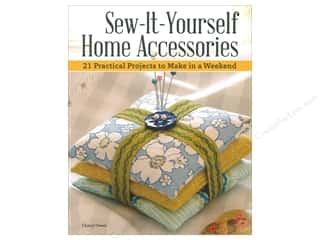 books & patterns: IMM Lifestyle Sew It Yourself Home Accessories Book