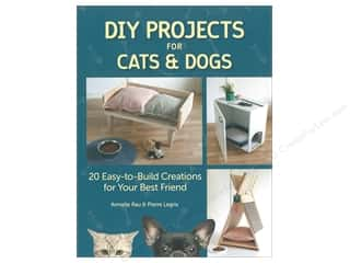 books & patterns: Companion House DIY Projects for Cats & Dogs Book