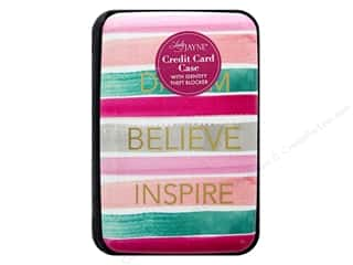 Lady Jayne Case Credit Card Dream Believe Inspire