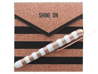 gifts & giftwrap: Lady Jayne Matchbook Note Pad With Pen Shine On