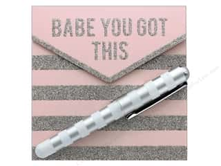 Lady Jayne Matchbook Note Pad With Pen Babe You Got This
