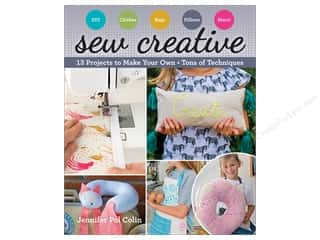 books & patterns: FunStitch Studio By C&T Sew Creative Book