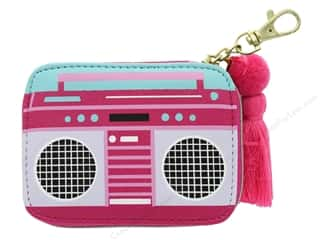 Lady Jayne Zip Pouch Radio